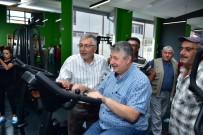 KADIR BOZKURT - İnönü Spor Ve Sosyal Yaşam Merkezi Hizmet Vermeye Başladı