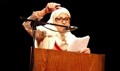 İsrail'den Filistinli Kadın Şaire 5 Ay Hapis Cezası