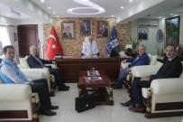 SERENLI - Kamil Saraçoğlu, Diyanet Vakfı'na 2 Hisse Kurban Bağışında Bulundu