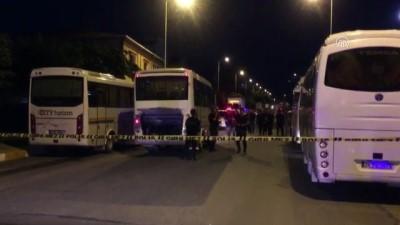 Kavgaya Müdahale Eden Polise Taşlı Saldırı