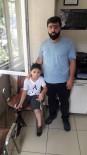 FEVZIPAŞA - Kaybolan Suriyeli Çocuk Polis Tarafından Bulundu
