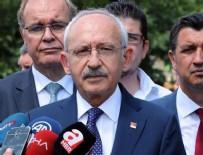 AMBULANS UÇAK - Kılıçdaroğlu, Bircan'ın sağlık durumu hakkında bilgi aldı