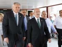 İBNİ SİNA HASTANESİ - Kılıçdaroğlu, Erdin Bircan'ın Sağlık Durumuna İlişkin Bilgi Aldı