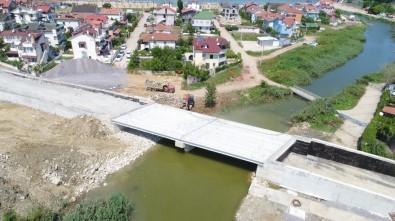 Kumcağız Deresi'ne Yeni Köprü Yapılıyor