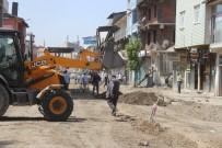 SONER KIRLI - Malazgirt'te Üst Yapı Çalışmaları Devam Ediyor