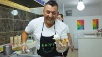 YURTTAŞ - Manda Kaymağı Dondurması İlgi Görüyor