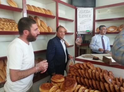 MHP Genel Başkan Yardımcısı Aydın'dan 'Askıda Ekmek' Uygulaması