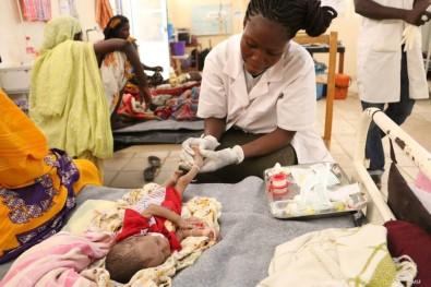 MSF Açıklaması 'Çad'da Çocukların Durumu Kritik'