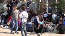 GÖCEK - Muğla'da 30 Kişilik Gulette 174 Düzensiz Göçmen