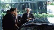 GALATASARAY BAŞKANı - Mustafa Cengiz, Kulüpler Birliği'nden Erken Ayrıldı