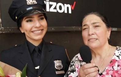 New York'ta Asayiş Özbek Bayan Polise Emanet