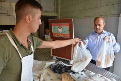 Oğuzeli Belediyesi'nden 'Askıda Ekmek Projesi'ne Tam Destek