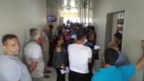 TEOMAN - (Özel) Yapılandırmada Son Gün Koridorlar Dolup Taştı
