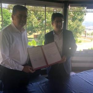 Pazaryeri Belediyesi Ve Şeyh Edebali Üniversitesi Arasında Protokol İmzalandı
