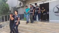 DİZÜSTÜ BİLGİSAYAR - Şanlıurfa Polisinden 7 İlde Dolandırıcılık Operasyonu