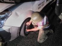Sason'da Jandarma Ve Güvenlik Koruculardan Örnek Davranış
