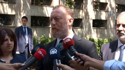 TBMM Başkanı Binali Yıldırım, HDP Heyetini Kabul Etti