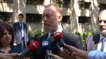PARLAMENTO - TBMM Başkanı Binali Yıldırım, HDP Heyetini Kabul Etti