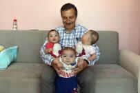 SÜTLÜCE - Tepebaşı'nda 'Hoş Geldin Bebek' Ziyaretleri Sürüyor