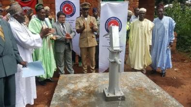 TİKA'dan Kamerun'daki Su Sorununa Destek