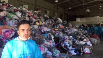 TİKA'nın Genç Gönüllüleri Ürdün'de