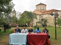 SÜMELA MANASTIRI - Trabzonspor'da Zargo Toure Sözleşme İmzaladı