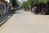 GAFFAR OKKAN - Turgutlu'da 5 Mahalleye 10 Bin Metrekare Parke Taşı