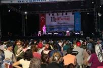 GÜLAY SAMANCı - Uluslararası Beyşehir Göl Festivali Sürüyor