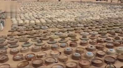 Yemen'de 5 binden fazla mayın temizlendi