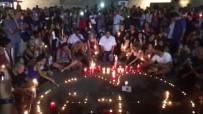PARLAMENTO - Yunan Halkı Yangın Faciasında Ölenleri Unutmadı