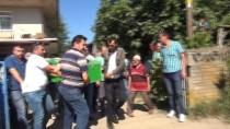 ALI ÇOLAK - 3 Kişiyi Öldüren, 3 Kişiyi De Yaralayan Şahsı Jandarmaya Ailesi Teslim Etti