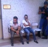 82 Yaşındaki Köylüyü Dolandırmak İsteyen 2 Şüpheli Tutuklandı