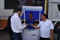 AFAD Deprem Simülasyon Tırı Kırıkkale'de