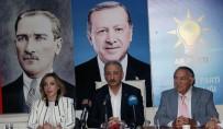 MEHMET YAVUZ DEMIR - AK Parti'de 617 Oy Üzüntüsü