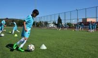 KARATE - Aliağalı Çocuklar Spor Yaparak Eğleniyor