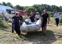 KURBAĞA - Alibeyköy Barajı'nda 1 Kişi Boğularak Can Verdi