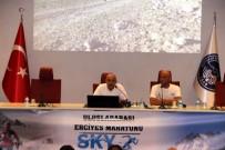 KIŞ TURİZMİ - Avrupa'nın En Yüksek Dikey Koşusu Erciyes Ultra Sky Trail Dağ Maratonu Koşusu Start Alıyor