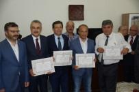MUSTAFA SAVAŞ - Aydın'da AK Parti'li Vekiller Mazbatalarını Aldı