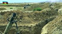 ALIYEV - Azerbaycan Ordusunun Geniş Kapsamlı Tatbikatı Sürüyor