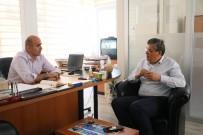 METEOROLOJI GENEL MÜDÜRLÜĞÜ - Barut'tan 'Planlı Üretime Dayalı Tarım Politikası' Önerisi