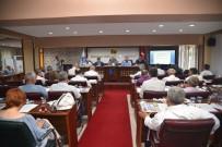 ŞIRINCE - Başkan Çerçi Meclis Toplantısında Gündemi Değerlendirdi
