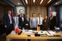 TURİZM CENNETİ - Başkan Taşçı'ya 'Turizm' Teşekkürü