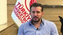 KEREM TUNÇERİ - 'Bayrak Sevgisi Olan Pırıl Pırıl Milli Takımımız Var'
