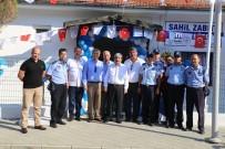 Burhaniye Belediyesi Zabıtayı Sahile Taşıdı