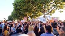 Bursa Ve Balıkesir'de Çocuk İstismarına Tepki Yürüyüşü