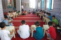 OSMAN GAZI - Çocukların Kuran-I Kerim'i Öğrenme Sevinci
