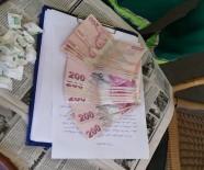 CÜZDAN - Çöpten 4 Bin Lira Çıktı