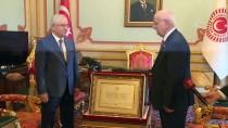 YÜKSEK SEÇIM KURULU - Cumhurbaşkanı Erdoğan'ın Mazbatası Meclis'te