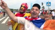 GÜNEY AMERIKA - Dünya Kupası'nı renklendirenler