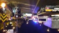 EDIRNEKAPı - E-5'Te Kaza Açıklaması Motosiklet Sürücüsü Yaralandı